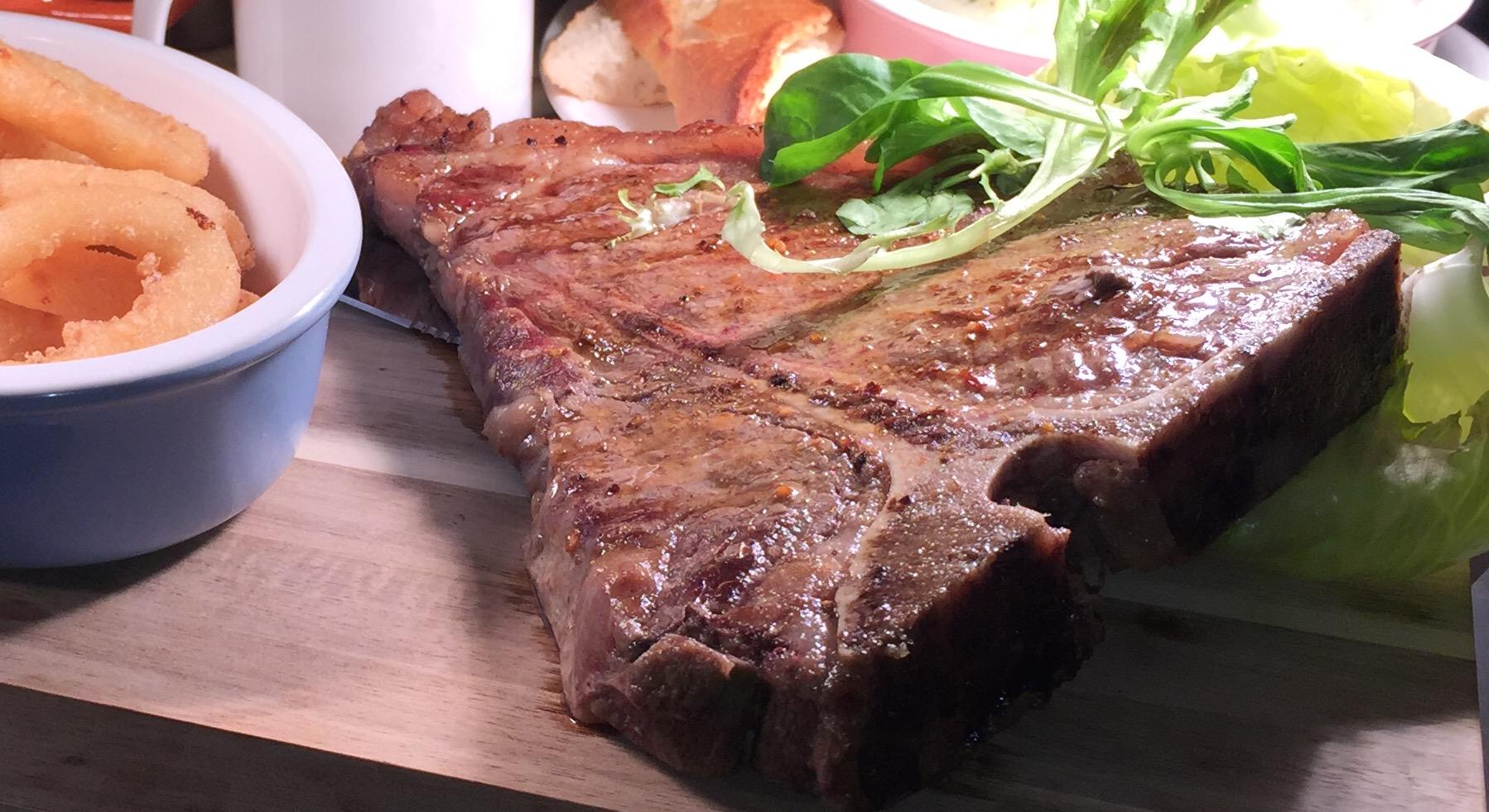 speciality steaks