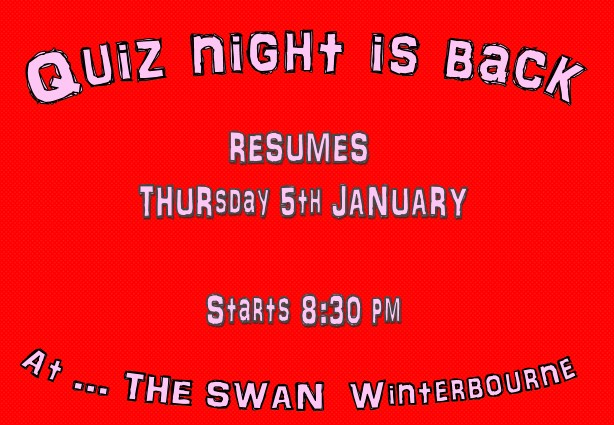 quiz night at Smokehouse Saloon
